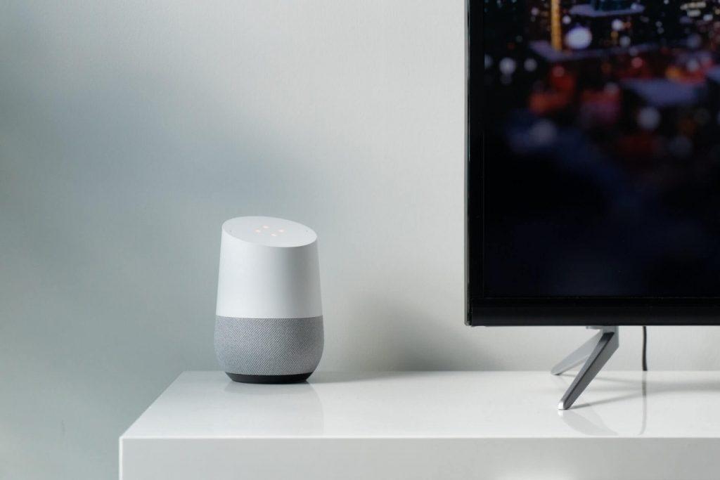 Google home privacy spraakassistent