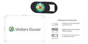 webcam cover bedrukken wolters kluwer