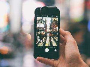 Kan iemand je iPhone camera hacken?