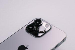 iPhone 13 hoes met camera schuifjes